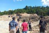 Enam penambang emas liar ditangkap polisi