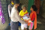 Kapolri beri bantuan 10 ton beras untuk warga Biak terdampak pandemi COVID-19