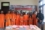 Petugas tangkap pengedar narkotika asal AS di Denpasar