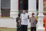 Wali Kota Bandarlampung pimpin apel pencegahan COVID-19