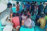 58 kru kapal ikan periksa kesehatan cegah COVID-19 di Karimun