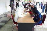226 pelanggar PSDD di Mimika terjaring ikuti rapid test