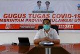 Sulawesi Utara  catat 322 pasien terkonfirmasi positif COVID-19