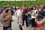 3.400 kendaraan tinggalkan Jawa Tengah dipaksa putar balik