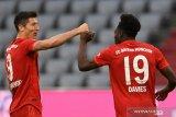 Dwigol Lewandowski, Bayern menang besar atas Duesseldorf