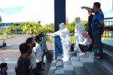 Hasil uji cepat 118 ABK penangkapan ikan ilegal negatif COVID-19