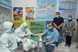 Wagub Sumbar lakukan rapid test untuk pastikan tidak terkena virus corona
