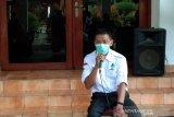 Balita di Bantul positif COVID-19 setelah dari Bekasi