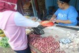 Harga bawang di Sampit melambung