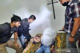 Polisi selidiki kasus penemuan oknum warga gantung diri di Palu