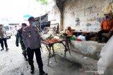 Polresta  Banjarmasin kerahkan petugas  jaga disiplin warga di pusat keramaian