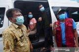 Seluruh warga Kota Palu yang terinfeksi COVID-19 telah sembuh