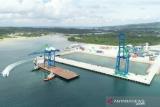 PT Pelindo IV Kendari datangkan satu unit container crane dari Korsel