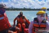 Tim gabungan lanjutkan pencarian korban hilang di laut (Video)