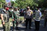 Perayaan Lebaran Topat di Mataram pertama kali terjadi sepi