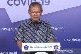 Achmad Yurianto : Positif COVID-19 bertambah 609 orang