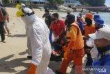 Tim gabungan berhasil temukan korban hilang di pantai