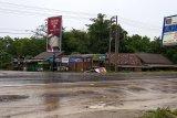Ratusan rumah di Mesuji Lampung  diterjang angin puting beliung