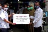Pertamina salurkan 1.000 Paket sembako dan APD bagi masyarakat Palembang