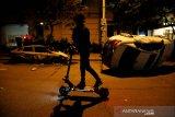 Jam malam di negara bagian AS diperpanjang usai meluasnya unjuk rasa