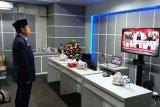Gubernur Sulteng ikuti upacara peringatan Hari Lahir Pancasila secara virtual