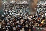 Ini penjelasan DMI soal kapasitas daya tampung masjid saat normal baru