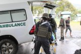Satgas Nemangkawi memburu KKB penembak warga sipil