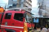 26 rumah di Menteng terbakar, 120 orang terpaksa mengungsi