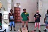 DPD PMT Papua peringati Hari Lahir Pancasila dengan berbagi sembako