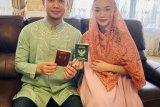 Zaskia Gotik resmi nikah secara negara