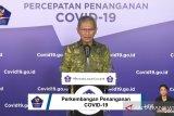 Update - Pasien sembuh dari COVID-19 bertambah 329 orang