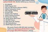 14 Faskes rujukan mitra BPJS Kesehatan di Padang dan sekitarnya terapkan antrean daring via mobile JKN