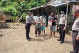 Satgas Operasi Aman Nusa Polda Sulut bantu warga terdampak COVID-19