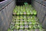 Jual LPG diatas harga eceran lima pangkalan di Lahat mendapat sanksi Pertamina