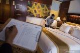 Karyawan hotel di Palembang masih banyak dirumahkan