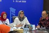 BPS: Pendapatan masyarakat Sumatera Selatan turun drastis selama pandemi