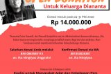 Aktivis galang dana untuk bantu keluarga Diananta Putera