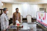 Penjabat Wali Kota Makassar ikut Upacara Hari Lahir Pancasila secara virtual