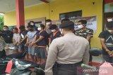 Curi bahan bangunan, delapan buruh angkut di Kobar ditangkap