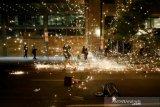 Jam malam di 40 kota di AS pascaprotes keras