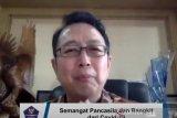 Motivator Tung Desem sebut semangat Pancasila penting hadapi COVID-19
