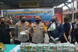 Polisi tembak mati salah satu tersangka saat akan edarkan 35 kg sabu-sabu dari Malaysia ke Medan