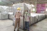 Pemberlakuan normal baru, Kaltim kembali ekspor karet ke pabrik ban di Rusia
