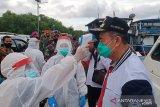 Wagub tinjau penanganan Covid-19 di Mentawai