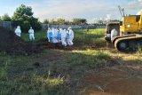 Satu PDP asal Barito Selatan meninggal dunia