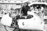 Legenda MotoGP Carlo Ubbiali wafat dalam usia 90 tahun
