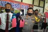 5 pelaku pencurian menyekap korban ditangkap polisi Kudus