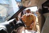 Pemprov Sulbar bantu ambulans kepada empat kabupaten