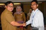 Dinas Pendidikan Kota Padang buka PPDB jalur prestasi tingkat SMP mulai hari ini