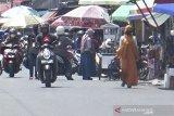 Sosialisasi aturan pemberlakuan PSBB di Kapuas dinilai lambat
